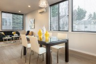 dining-living West Seattle Modern | 8141 Delridge Way SW