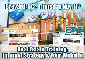 Brevard Real Estate Web Strategy Training and Internet Marketing Solutions