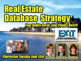 Charleston Real Estate Database Strategy Training