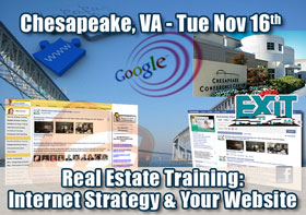 Chesapeake Real Estate Web Strategy Training