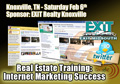 Knoxville TN Real Estate Training: Internet Marketing Success - Seminar Designed by Key Yessaad
