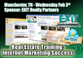 Manchester TN Real Estate Training: Internet Marketing Success - Seminar Designed by Key Yessaad