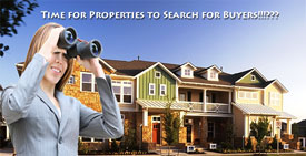 Properties Searching for Buyers - Hand over the Binoculars