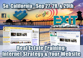 Exit Realty Southern California Real Estate Web Strategy Trainings
