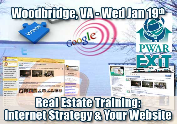 Woodbridge Real Estate Internet Strategy Training