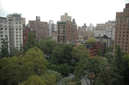 Gramercy Park in Manhattan