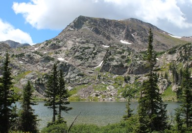 Rawah Lake #3