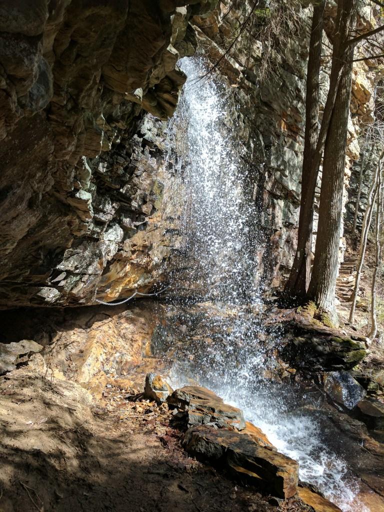 Fiery Gizzard Waterfall
