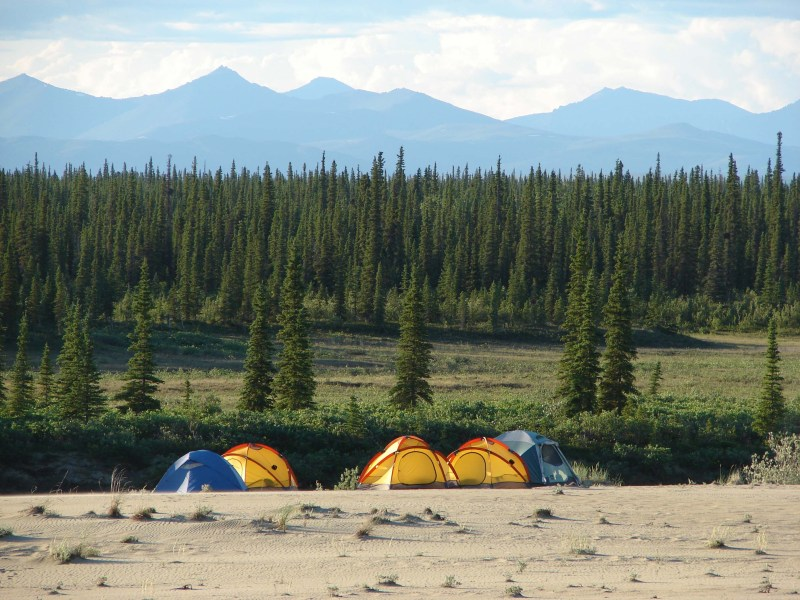 Great Kobuk Valley Sand Dunes