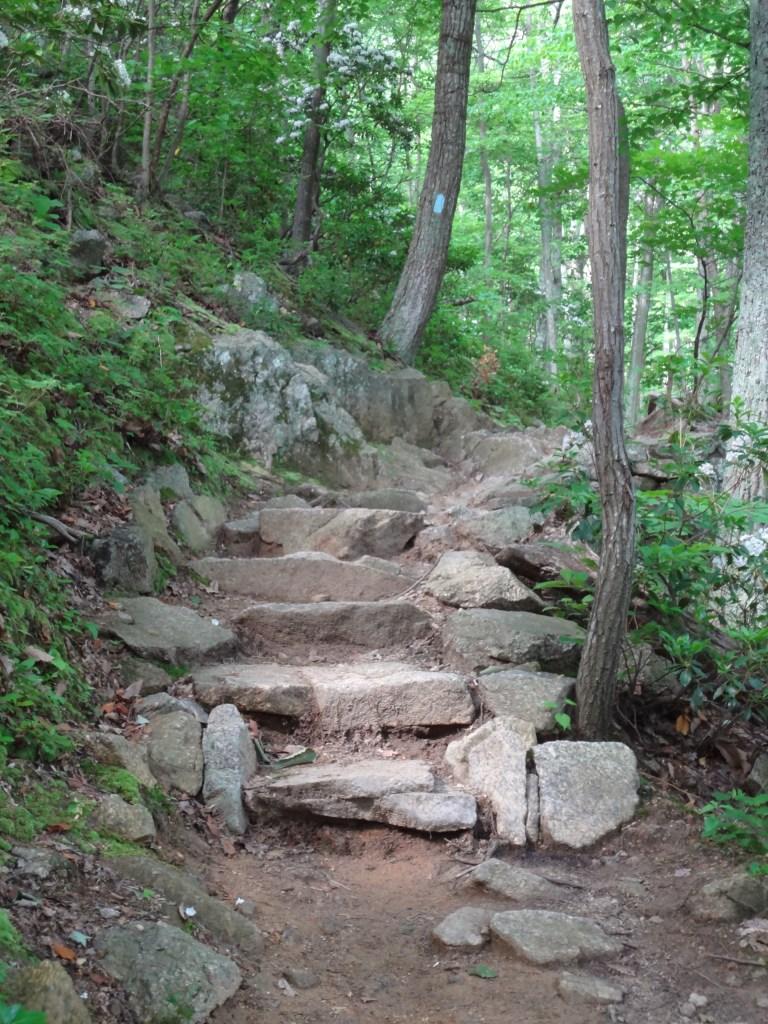 Old Rag, Rocky Trail, Hike