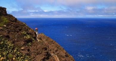 Makapu'u Lighthouse, Hike, Trail, Oahu, Pacific
