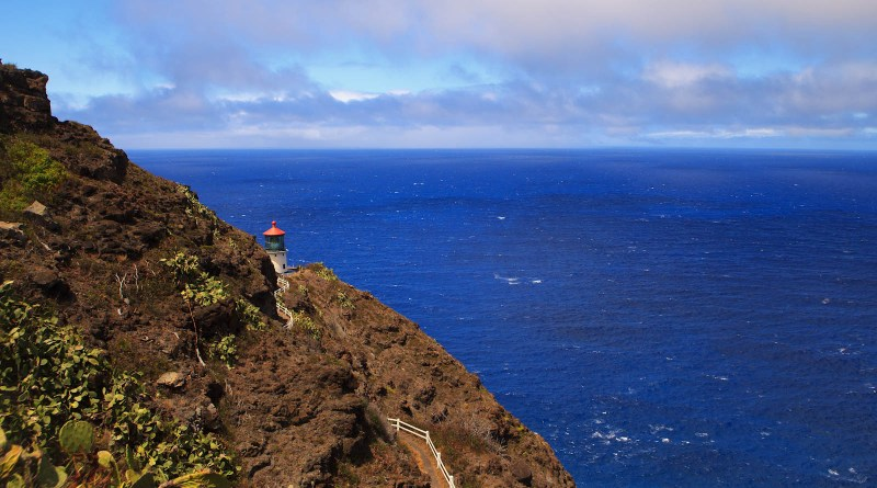 Makapu'u Lighthouse, Hike, Trail, Oahu, Pacific