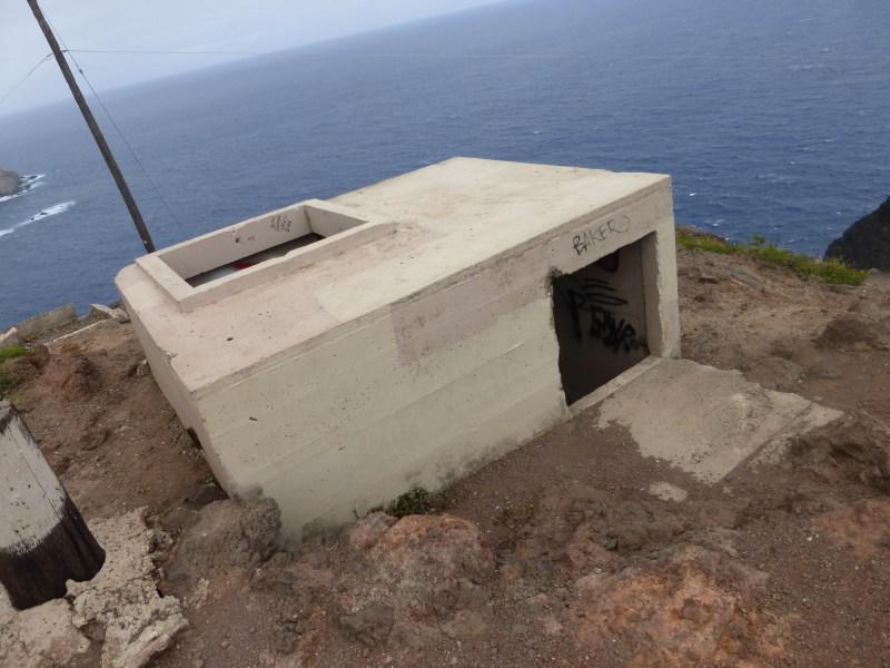 Makapu'u pillbox, lighthouse, Oahu