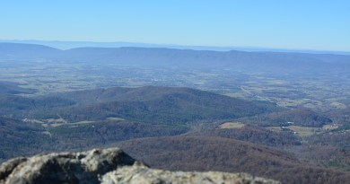 Mary's Rock, Shenandoah