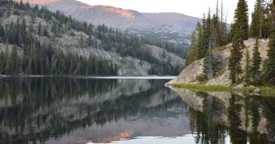 Mirror Lake, Cloud Peak Wilderness