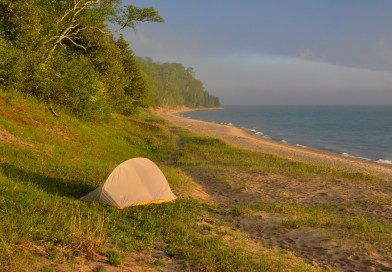 North Manitou Island Wilderness Camping