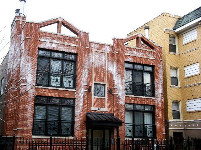 芝加哥砖房