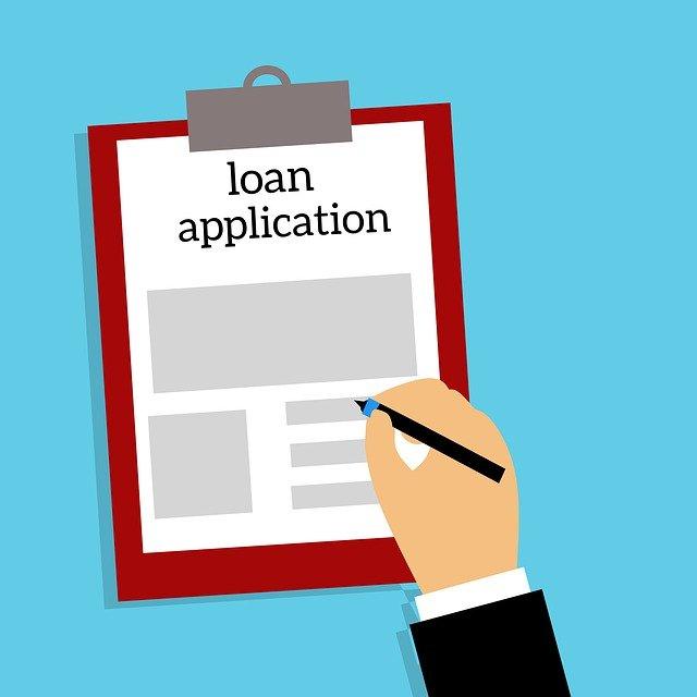 贷款批准银行对账单避免