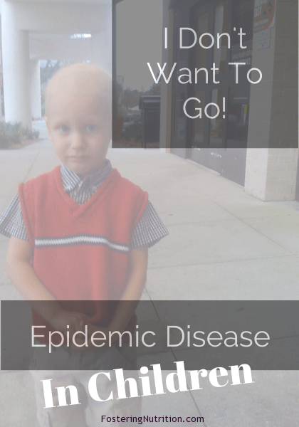 Epidemic Diseases in Children