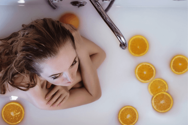 Boost your immune bath