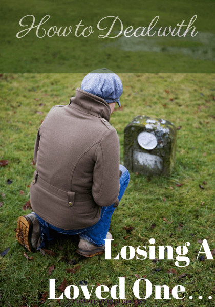 Losing a loved one
