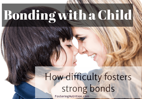 Difficulty fosters strong Bonds
