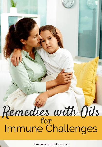 Immune Challenge remedies