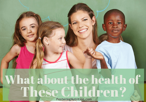 What about health of our children