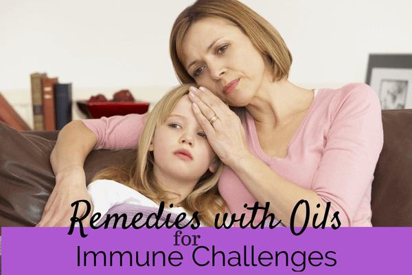 immune challenges