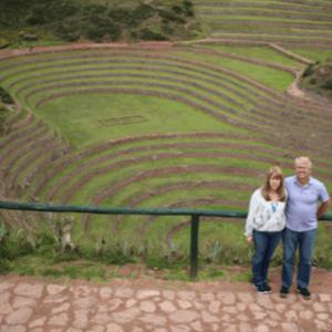 Crops in Peru