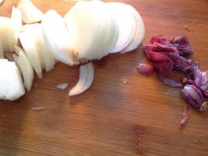 Onion & Shallot for Bone Broth Recipe Pumpkin Bisque