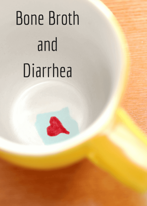 Bone Broth and Diarrhea