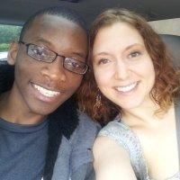 Jennifer and Roy Wakumelo