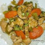 Chicken Veggie Stir Fry