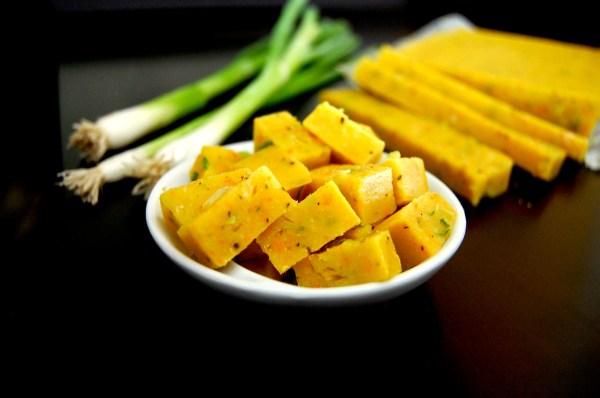 Zucchini Cheese - Real Food with Dana
