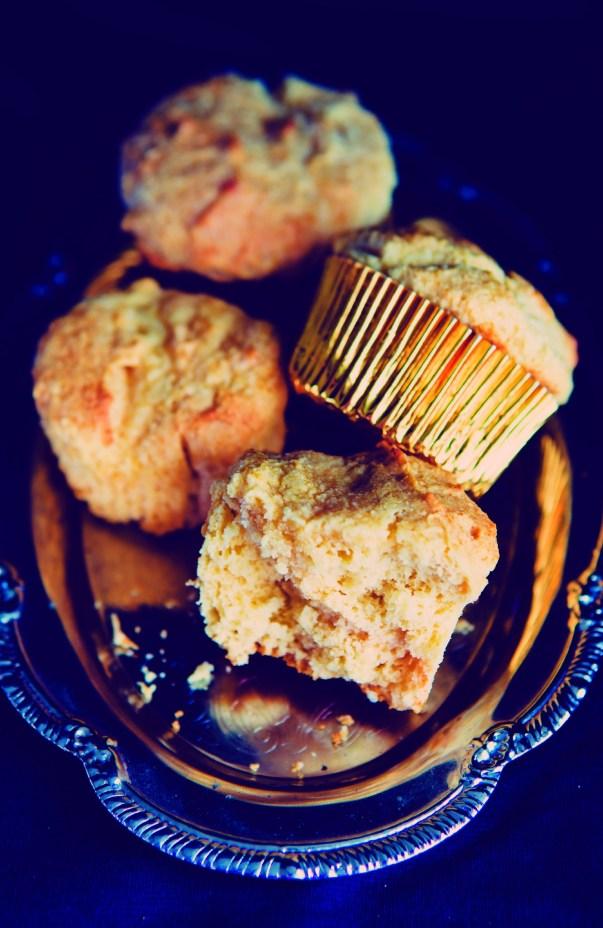 Paleo Honey Cornbread Muffins