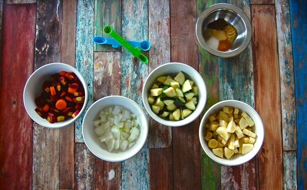 Cauliflower Biryani - Real Food with Dana