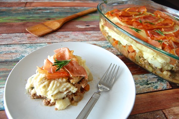 Paleo Shepherd's Pie - Real Food with Dana
