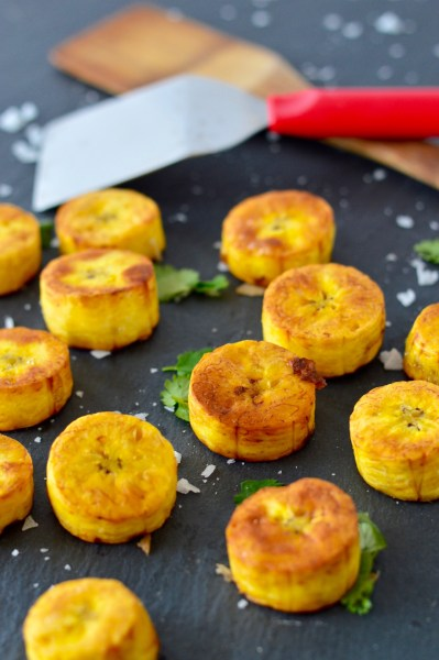 How to Make Tostones (Fried Green Plantains)   Real Food with Dana