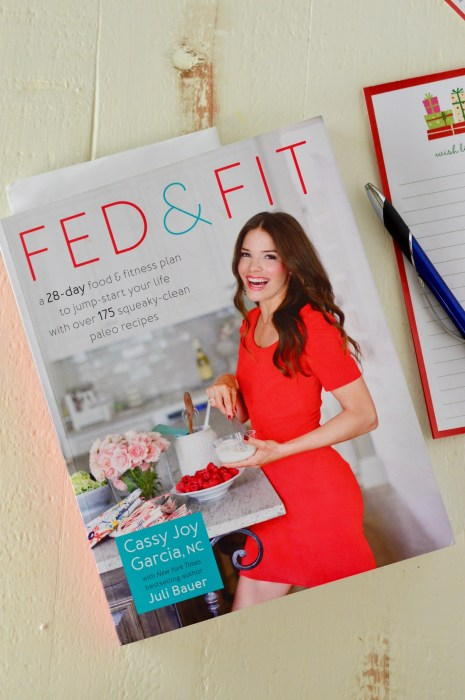 Cassy Joy's Fed & Fit Book Review | Real Food with Dana