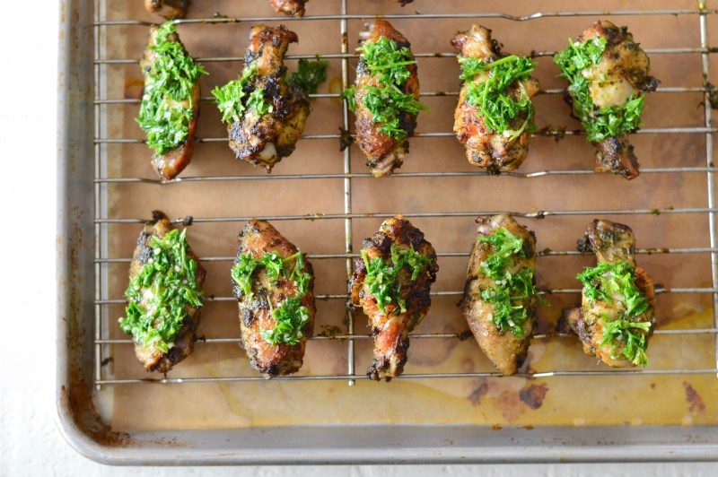 Chili Lime Chicken Wings {Whole30, Paleo} | Real Food with Dana