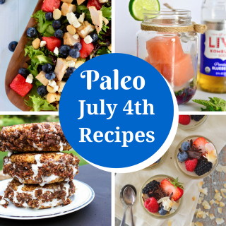 Kicka** Paleo July 4th Recipes.