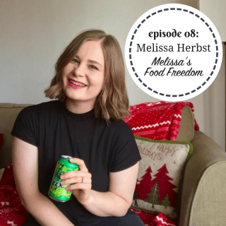 08 | Reintroduction and Whole30 Food Freedom Tips – Interview with Melissa's Food Freedom | Real Talk with Dana Podcast