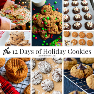 12 Days of Gluten-Free Christmas Cookies!