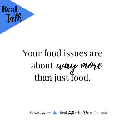 Energy Healing for Food Issues and Body Image Recovery with Sarah Speers