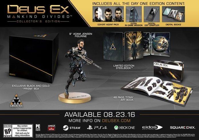 Deus Ex promo