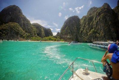 Thailand Island Hopping   Real Gap Experience