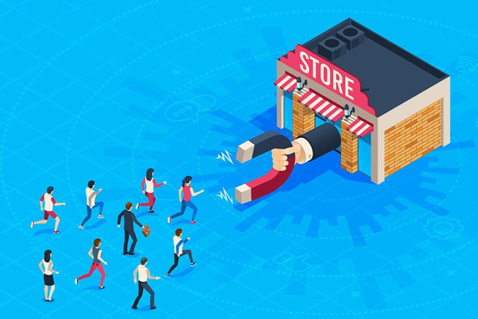 実店舗リピーター増加に有効! 自社アプリ集客のメリット