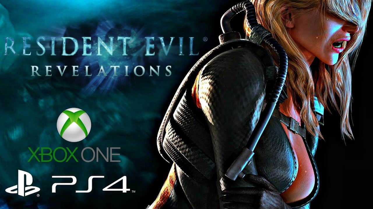 Resident Evil Revelations Remastered Gets Release Date