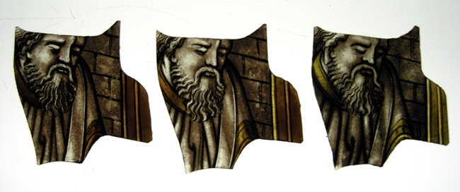 tests stained glass restoration